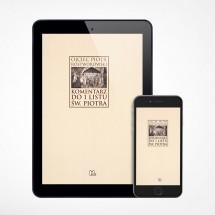E-book - Komentarz do 1 Listu św. Piotra