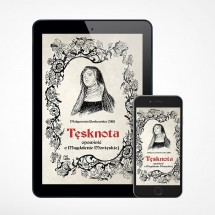 E-book - Tęsknota. Opowieść o Magdalenie Mortęskiej