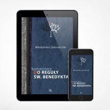 E-book - Komentarz do Reguły św. Benedykta