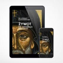 E-book - Żywot św. Antoniego Wielkiego