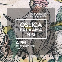 Oślica Balaama (audiobook, mp3)