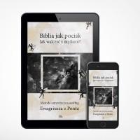 E-book - Biblia jak pocisk. Jak walczyć z myślami?