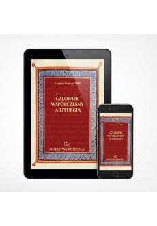 E-book - Człowiek współczesny a litrugia