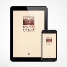 E-book - Komentarz do 1 Listu św. Jana