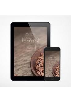 E-book - Jednego potrzeba