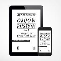 E-book - Apoftegmaty Ojców Pustyni, tom 2 (ŹM 9)