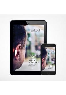 E-book - Pustynne szlaki. Wyjście w nieznane