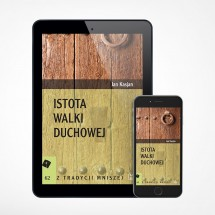 E-book - Istota walki duchowej