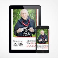 E-book - Młodość to nie tylko wiek. Młodość to stan ducha