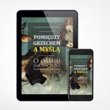 E-book - Pomiędzy grzechem a myślą