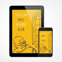 Ebook - Ojca Leona myśli na dobry dzień