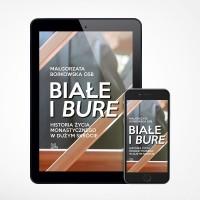 E-book - Białe i bure