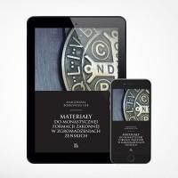 E-book - Materiały do monastycznej formacji zakonnej w zgromadzeniach żeńskich