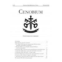 Cenobium - Nr 25