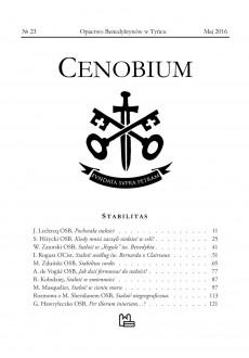 Cenobium - Nr 23