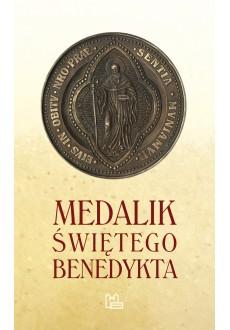 Medalik świętego Benedykta (książka)