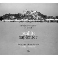 Psallite sapienter. Liturgiczne śpiewy Adwentu i Bożego Narodzenia (płyta Audio-CD)