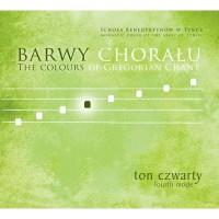 Barwy chorału - Ton 4 (płyta Audio-CD)