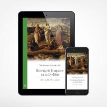 E-book - Rozważania liturgiczne na każdy dzień. T.4
