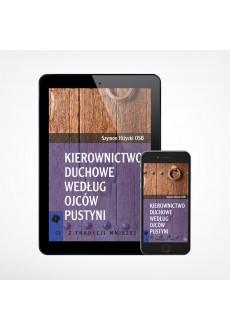 E-book - Kierownictwo duchowe według Ojców Pustyni