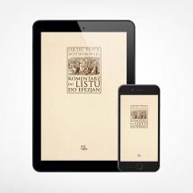 E-book - Komentarz do Listu do Efezjan / rozdziały 4-6
