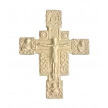 """Krzyż """"Chrystus, Król Życia"""""""