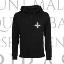 """Bluza z kapturem """"Krzyż św. Benedykta"""""""