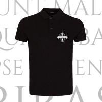 """Koszulka Polo """"Krzyż św. Benedykta"""""""