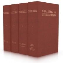 Monastyczna Liturgia Godzin T.1-4