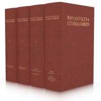 Monastyczna Liturgia Godzin. Tomy 1-4