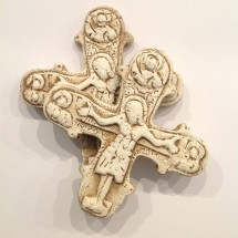 Krzyż Enkolpion (wersja brązowa)